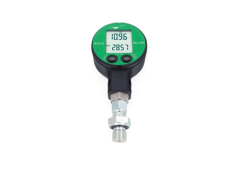 Billede af ECO 2 digitalt manometer
